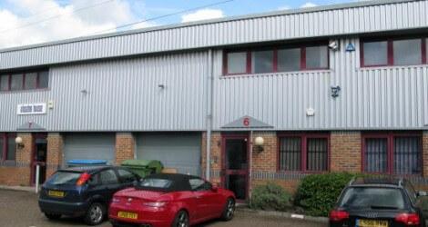 Unit 6, The Metro Centre UNIT 6, Tolpits Lane, Watford, WD18 9UD