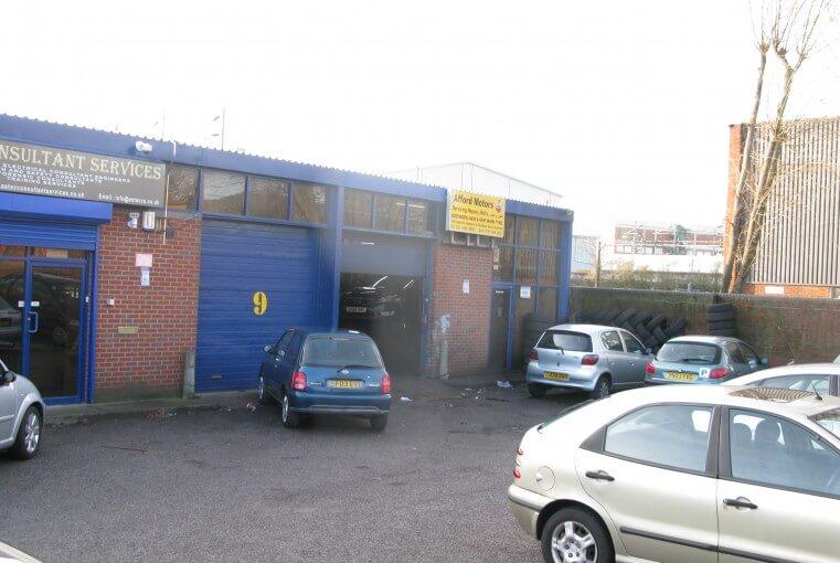 Unit 10, Tudor Enterprise Park, Tudor Road, Harrow, HA3 5JQ