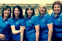 DCPC staff enter charity golf challenge!