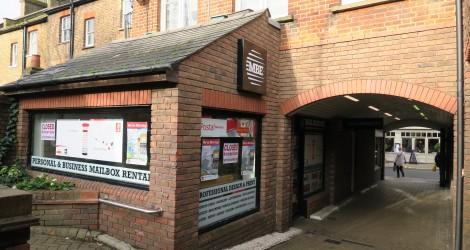 Unit 2, Barters Walk, High Street, Pinner, HA5 5LU