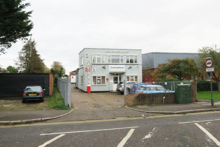 Front & Rear of 2A Tudor Road, Harrow, HA5 5PE