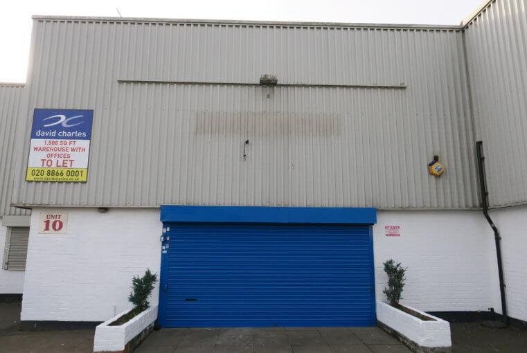 Unit 10, Wembley Park Business Centre, North End Road,Wembley, HA9 0AL