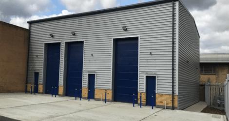 Artesian Industrial Estate, Brentfield Road, Park Royal, NW10 8RW