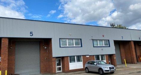 Unit 5, Barratt Way Industrial Estate, Harrow,  HA3 5TJ